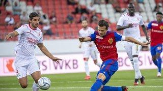 Super League: le FC Sion crée l'exploit en battant le FC Bâle
