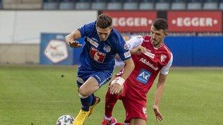Super League: le FC Sion s'impose difficilement à Lucerne