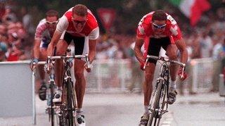 Cyclisme: le 31 juillet 1996, Pascal Richard devient champion olympique