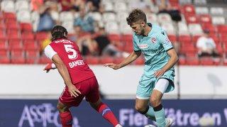 Super League: le FC Sion concède un match nul contre Thoune