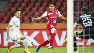 Super League: Sion remporte le match capital à Zurich