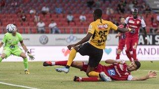 Super League : le FC Sion battu à Tourbillon par le nouveau champion suisse, Young Boys