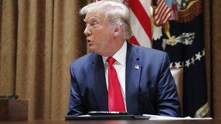 Etats-Unis: Trump menace TikTok d'interdiction s'il n'y a pas de changement de propriétaire