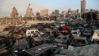 Liban: Beyrouth en deuil au lendemain des explosions qui ont fait plus de 100 morts