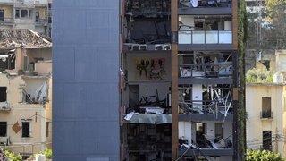 Explosions à Beyrouth: deuil et désolation