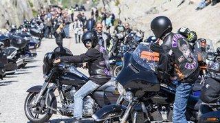 Gothard: 250 motards protestent contre les nouvelles règles