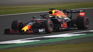 GP des 70 ans de la Formule 1 en Grande-Bretagne: Verstappen s'impose devant Hamilton et Bottas
