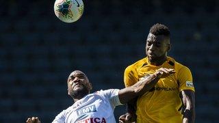 Coupe de Suisse: en infériorité numérique, le FC Sion s'incline avec les honneurs contre Young Boys