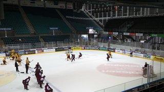 Hockey: le début de la saison de National League et Swiss League a été reporté au 1er et 2 octobre