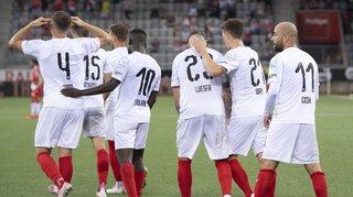Football: Vaduz est promu en Super League, Thoune relégué