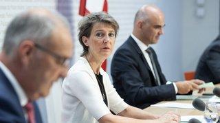 Coronavirus: le Conseil fédéral a rejeté toutes les idées pour réduire la dette