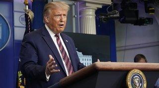Trump annonce un accord de paix «historique» entre Israël et les Emirats arabes