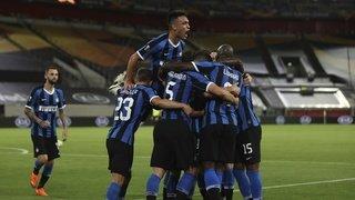 Football: l'Inter Milan sans pitié avec le Chakhtar Donetsk en demi-finales de la Ligue Europa