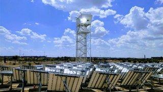 Le kérosène solaire progresse