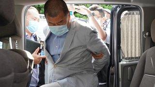 Hong Kong: le magnat pro démocratie Jimmy Lai arrêté, ses médias perquisitionnés