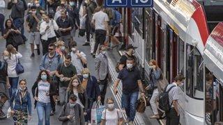 Coronavirus: l'OFSP enregistre 274 nouveaux cas en Suisse