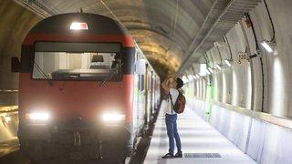 Tunnel du Gothard: les Grisons veulent relancer le projet de la gare souterraine Porta Alpina