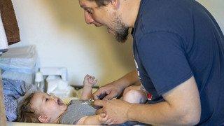 Votations fédérales: début de campagne pour le congé paternité