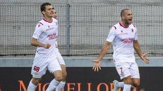 Football: Sion renoue (enfin) avec la victoire face à Bâle, Servette bat Lucerne