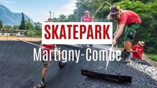 Martigny-Combe: un pump park sort de terre