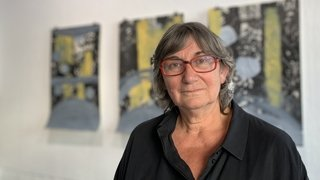 Catherine Bolle expose à Sion et à Sierre son art au verso du monde