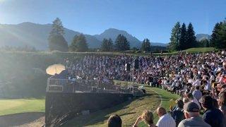 Un concert sur le golf pour les 10 ans des Crans-Montana Classics