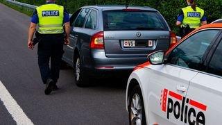 Valais: la police va augmenter ses contrôles