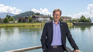 Lens: vice-président de la commune, le PLR Bertrand Emery fera campagne sous la bannière des Vert'libéraux cet automne