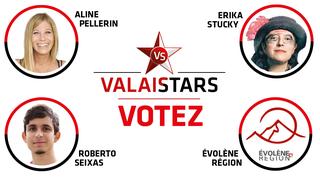 ValaiStars: élisez la personnalité du mois de juillet