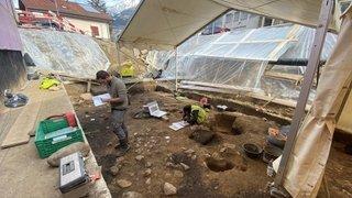 Un crédit de huit millions pour étudier le site archéologique de Naters