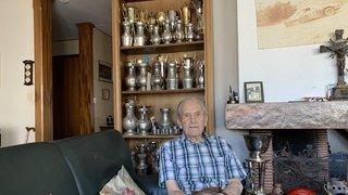 Les souvenirs de Michel Rudaz, figure du sport automobile en Valais qui fête ses 90 ans