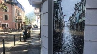 La Grand-Rue de Saint-Maurice, une galerie à ciel ouvert