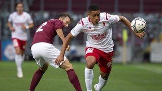 Les notes des joueurs du FC Sion lors du match à Servette