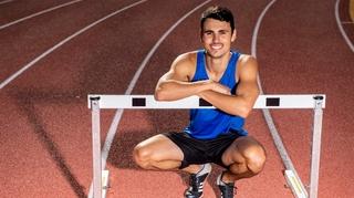 Athlétisme: Julien Bonvin met ses études entre parenthèses