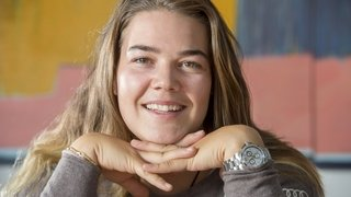 Mélanie Meillard: «Enfant, je passais mes vacances aux Collons…»