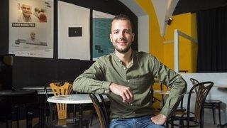 Stefan Hort, nouvelle boussole des théâtres sédunois