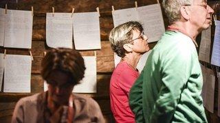 Mase: Lettres de soie en version «diluée»