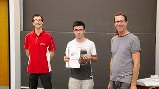 Un Valaisan décroche le bronze aux Olympiades suisses d'informatique