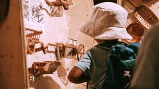 A Pinsec, plus de 500 outils racontent les métiers d'autrefois