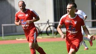 Le FC Naters, un candidat aux premiers rangs de première ligue