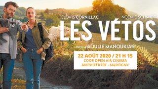 Coop Open Air Cinéma Martigny - Les Vétos