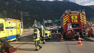 La Police cantonale lance un appel à témoins suite à un accident à Riddes