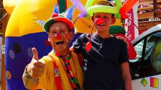 La Tzoumaz: la fête des familles accueille Pif le clown
