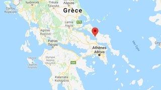 Inondations en Grèce: trois morts dont un bébé