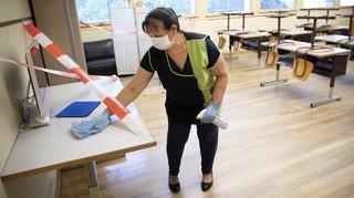 Coronavirus: masque obligatoire dans les écoles latines, les mesures varient en fonction des degrés