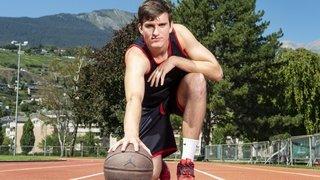 Le basketteur sédunois Arnaud Revaz prêt à vivre son rêve américain