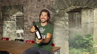 Rarogne: Romain Cipolla, le Fribourgeois qui fait chanter le terroir du Haut-Valais