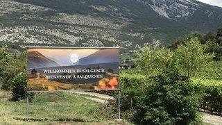 Salgesch, la vraie commune bilingue du canton?