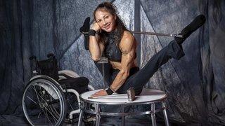 Silke Pan, la renaissance d'une acrobate d'exception