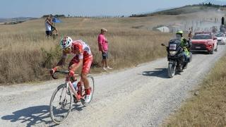 Cyclisme: les Valaisans ont joué les premiers rôles en Italie et en France